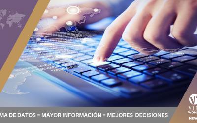 Toma De Datos = Mayor Información = Mejores  Decisiones
