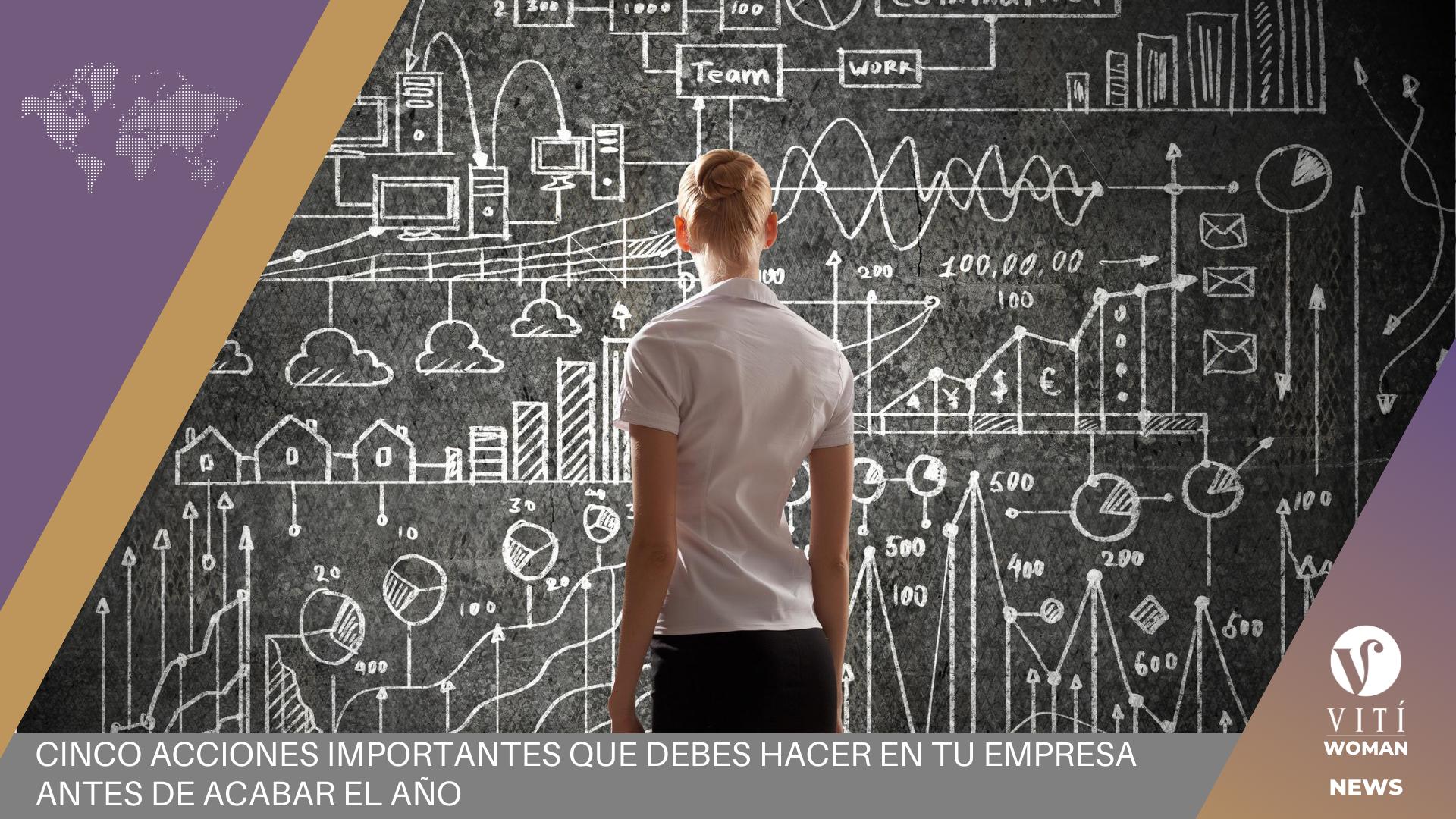 cinco acciones empresariales  importantes