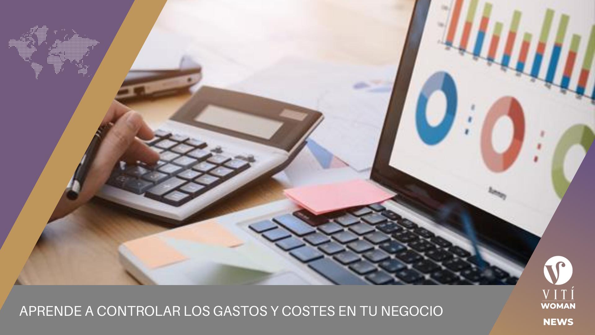 controlar los gastos y costes