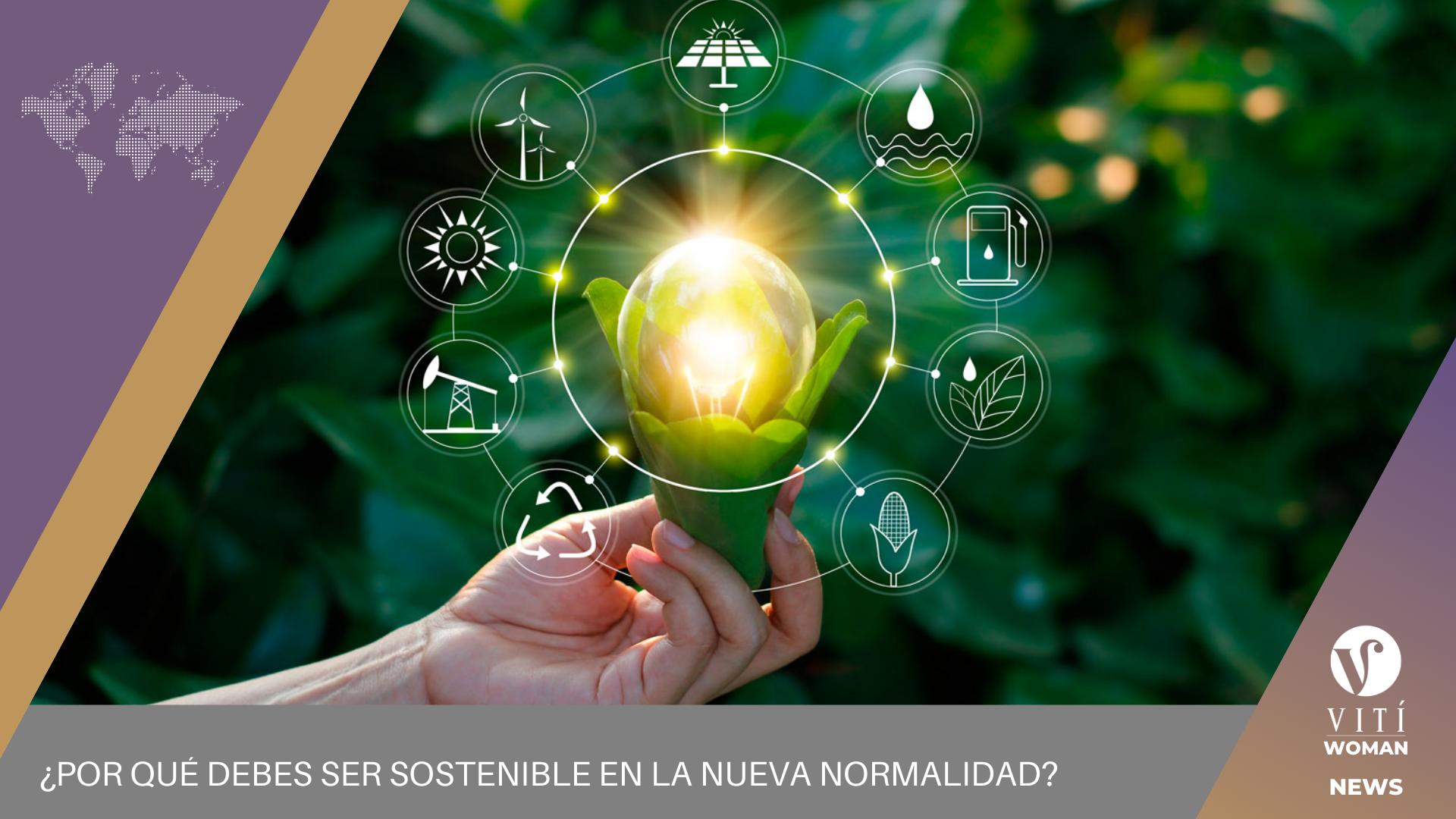 Ser sostenibles