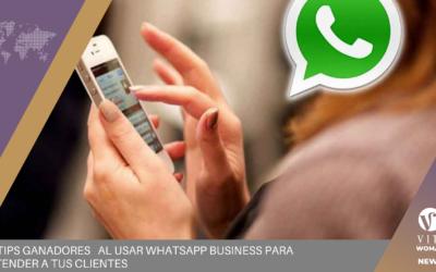 5 tips ganadores   al usar whatsapp business para atender a tus clientes