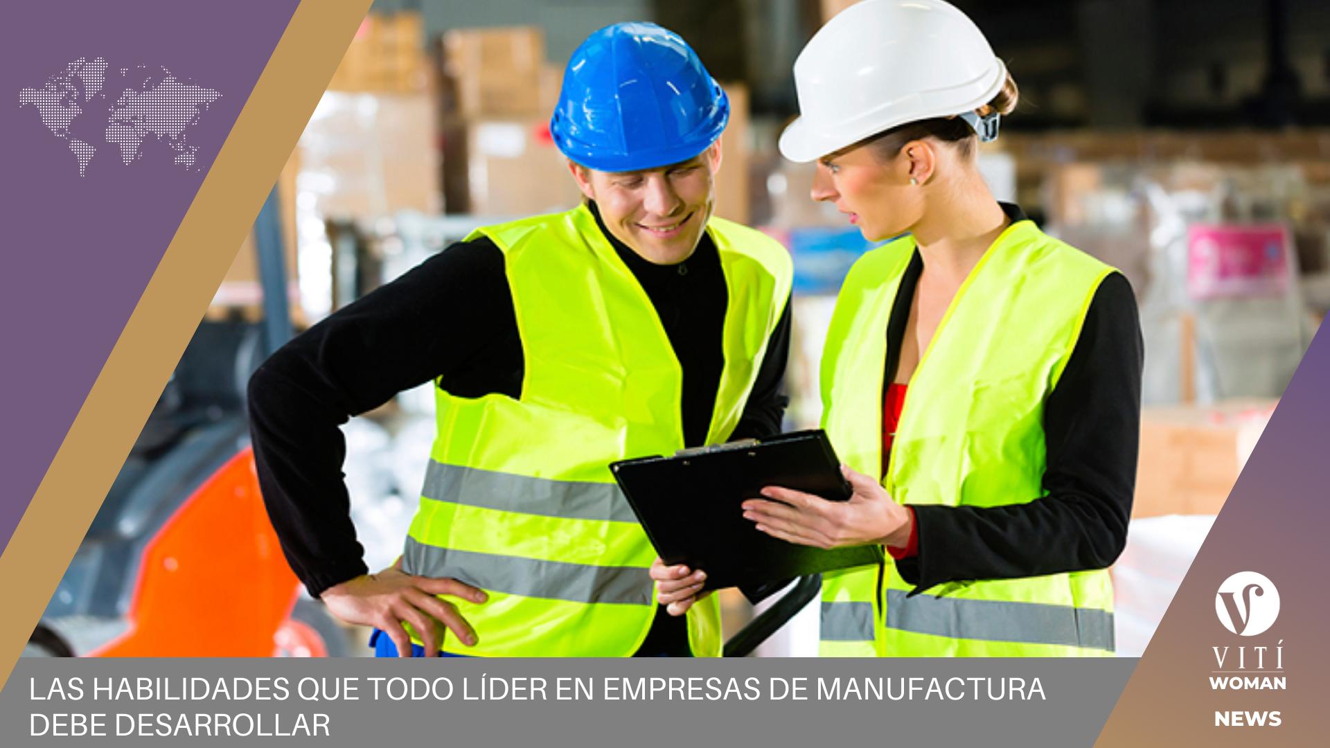 Empresas De Manufactura