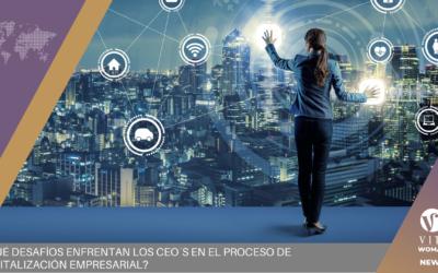 ¿Qué desafíos enfrentan los CEO´S en el proceso de digitalización empresarial?