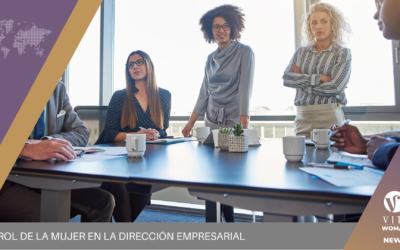 El rol de la mujer en la dirección empresarial