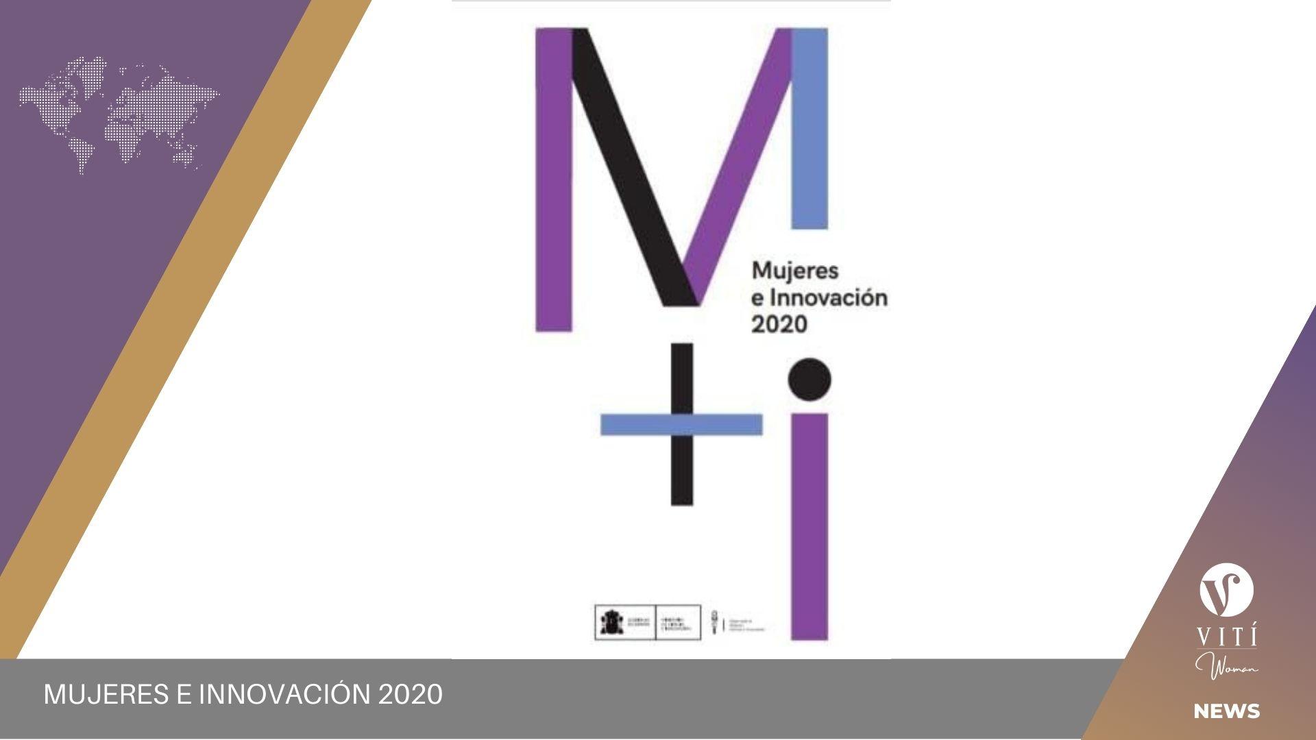 Mujeres e innovacion 2020