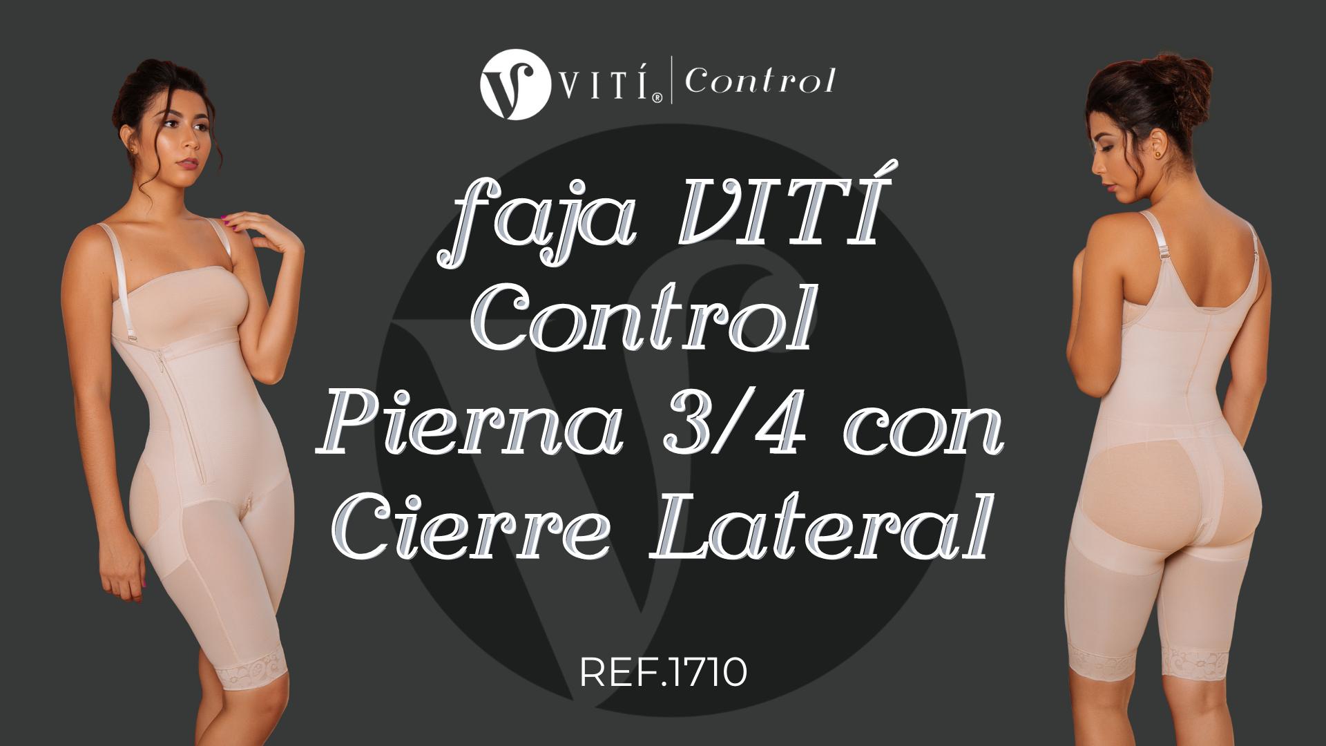 Blog-Faja-VITí-Control-Pierna-3/4-con-Cierre-Lateral
