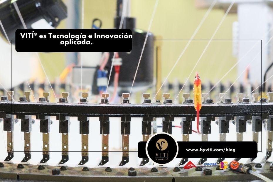 Viti es tecnologia e innovacion aplicada