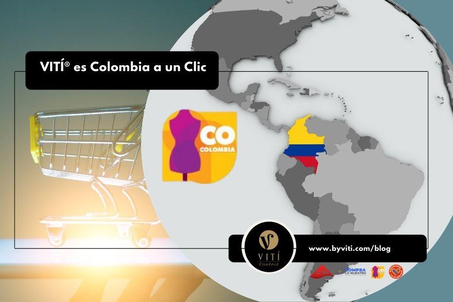 VITÍ® es Colombia a un Clic