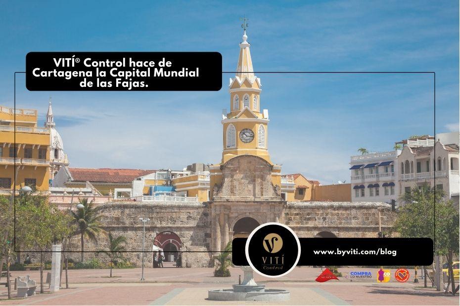 Viti Control hace de Cartagena la Capital Mundial de las Fajas.