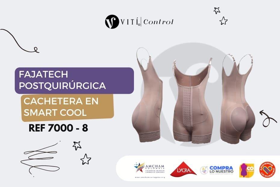 FAJATECH postquirúrgica cachetera en Smart Cool 7000 - 8