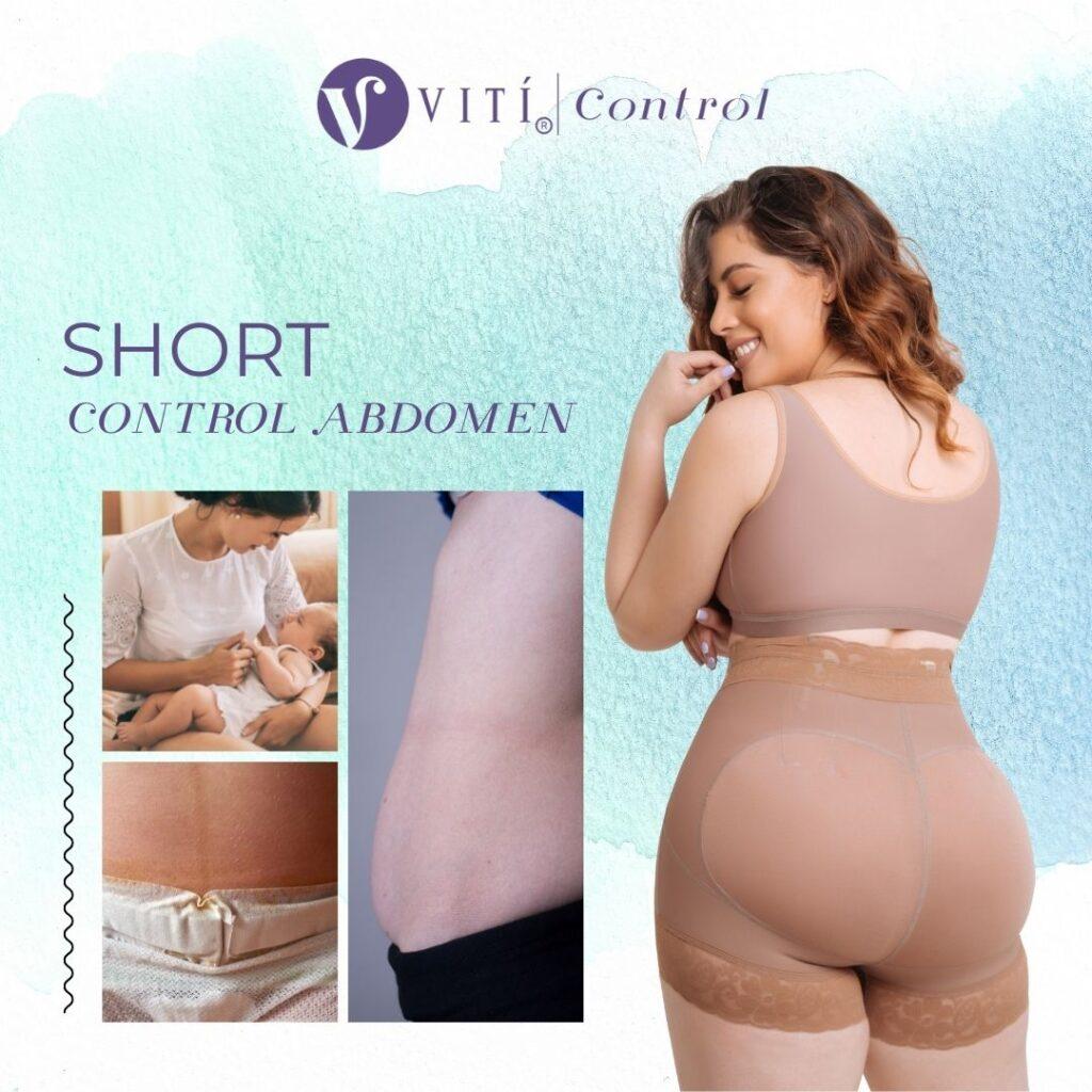 Faja Short Culotte Pump Up extra-short